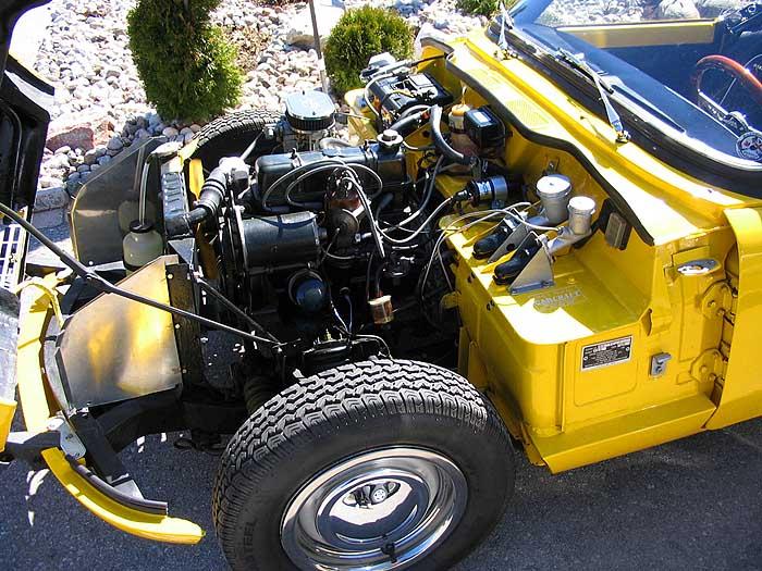 Spitfiregt6 Engine Photo Pages