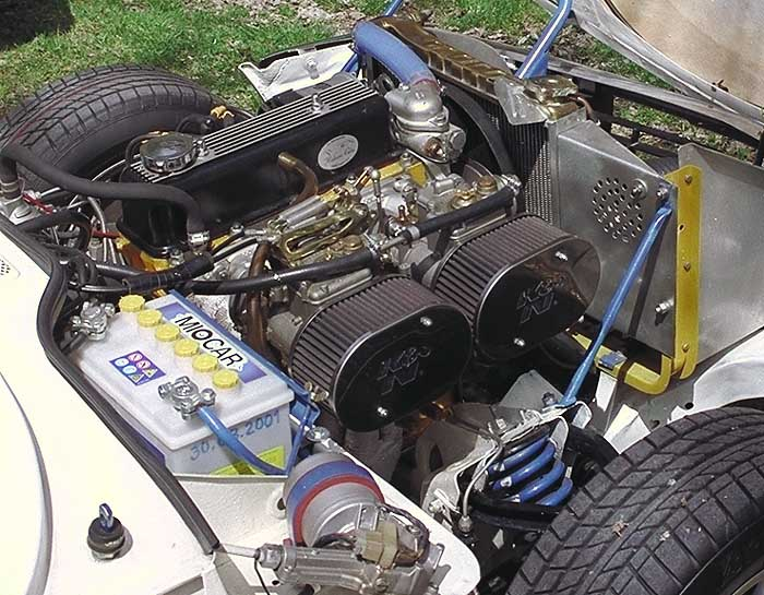 Spitfire Gt6 Engine Photo Pages
