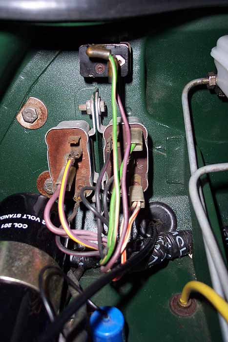 How To Test A Ballast >> Trying to correct the wiring sins of the PO. : Spitfire ...