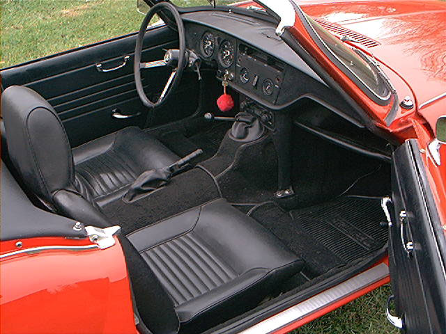 Spitfiregt6 Interior Photo Pages