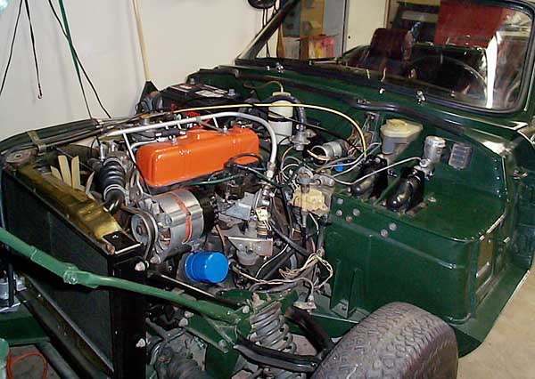 Prime Spitfire Gt6 Engine Photo Pages Wiring 101 Mecadwellnesstrialsorg