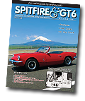 Spitfire GT6 Current Issue Number