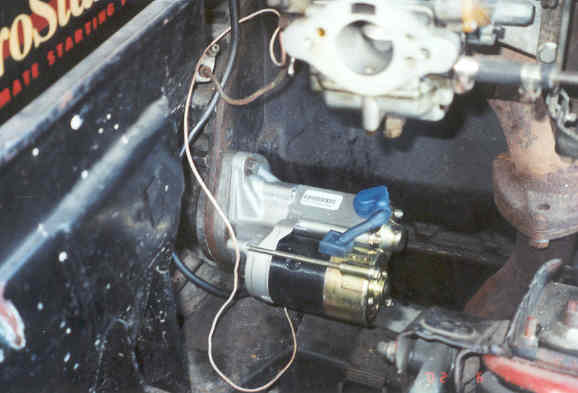 starter spitfire gt6 substitute parts 12 Volt Solenoid Wiring Diagram at crackthecode.co